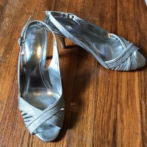 Aldo Sparkle Heels